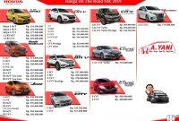Harga mobil honda di Dealer Bandung Tahun 2019