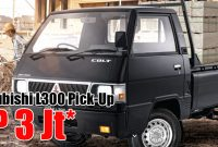 Promo Mitsubishi L300 Pick Up April 2019