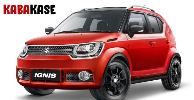 Harga Kredit Suzuki Ignis Bekasi 2019
