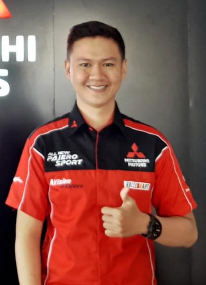 Elgha Kasanda Sales Mitsubishi Malang