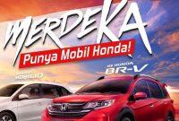 Promo diskon Mobil Honda Bali Agustus 2019