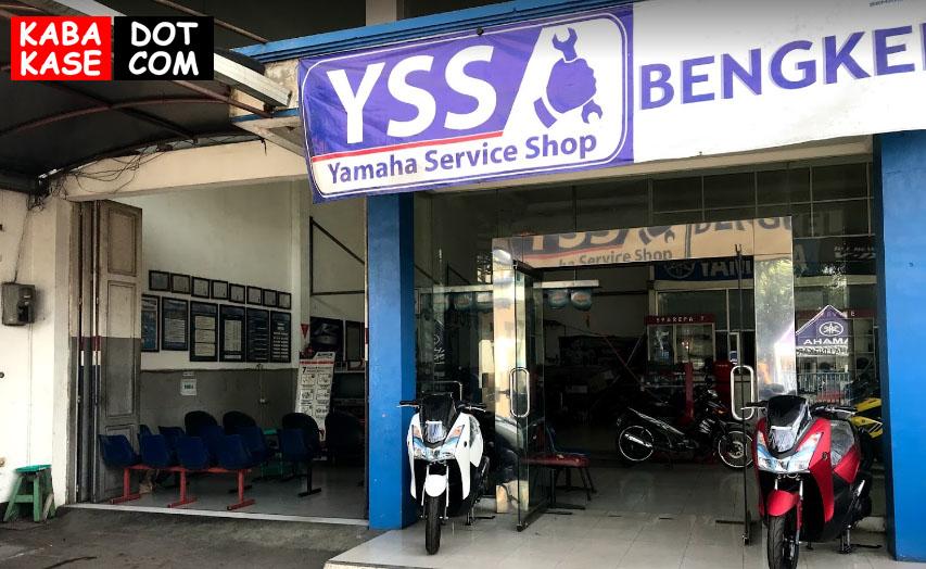Bengkel Yamaha Bandung Terdekat Terbaru