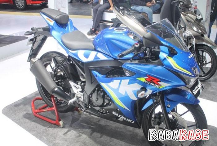 Info Kredit Motor Baru Suzuki Tanpa DP Bandung