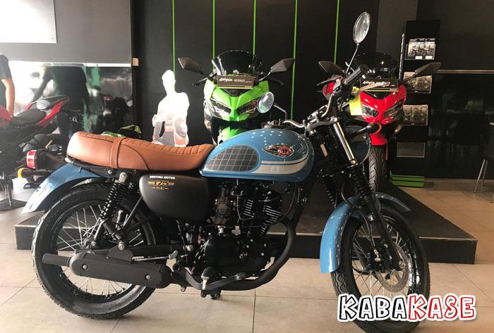 Info Kredit Motor Kawasaki DP 500Rb Bandung