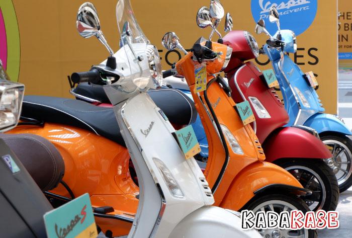 Info Kredit Motor Piaggio DP 500Rb Bandung