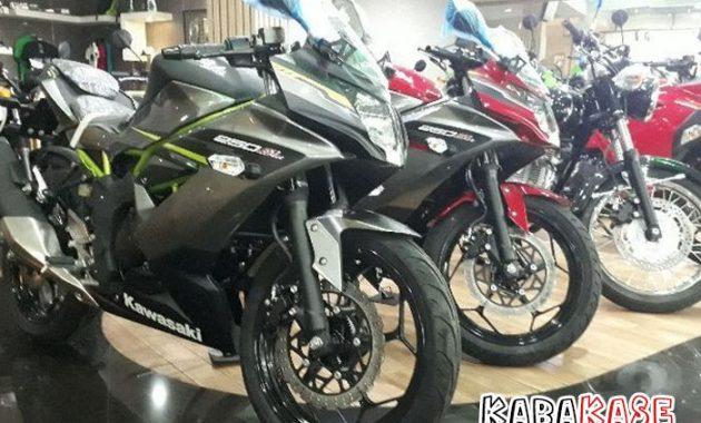 Kredit Motor Kawasaki Bekas Tanpa DP Bandung Terbaru