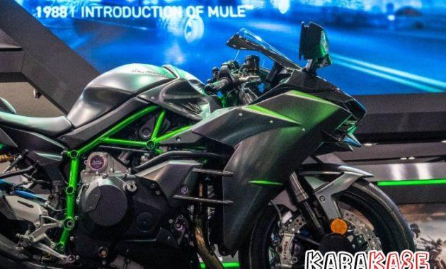 Kredit Motor Kawasaki Leasing BCA Finance Bandung Terbaru