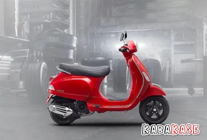 Kredit Motor Piaggio Bekas Tanpa DP Bandung Terbaru