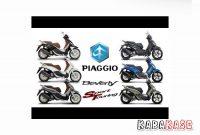 Kredit Motor Piaggio Bunga 0% Bandung Terbaru