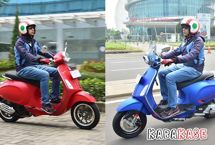 Kredit Motor Piaggio Tanpa DP Bandung Terbaru