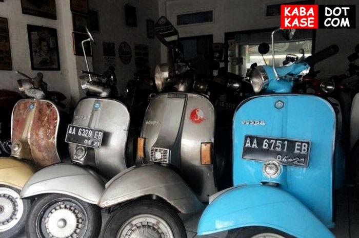 Kredit Motor Vespa Bekas Bandung