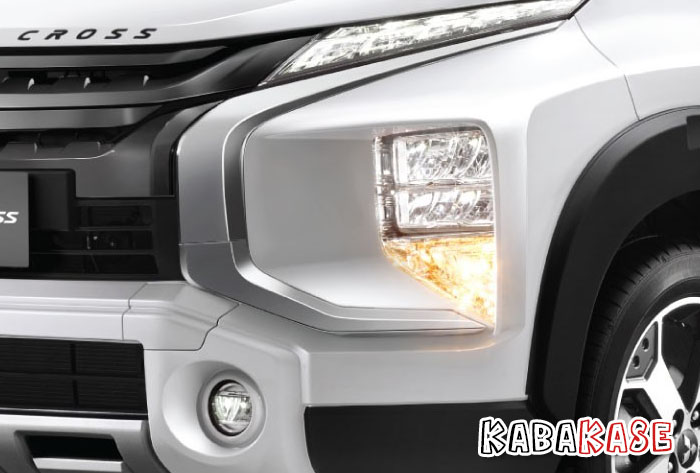 Mitsubishi Xpander Cross Palembang