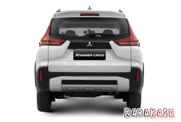 Mitsubishi Xpander Cross Palu