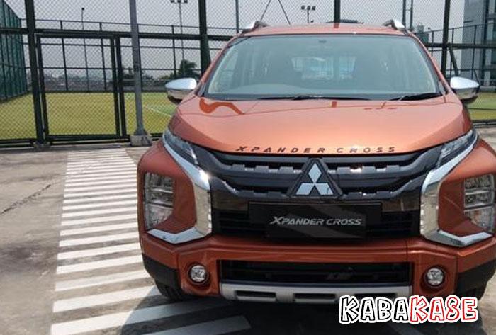 Mitsubishi Xpander Cross Yogyakarta