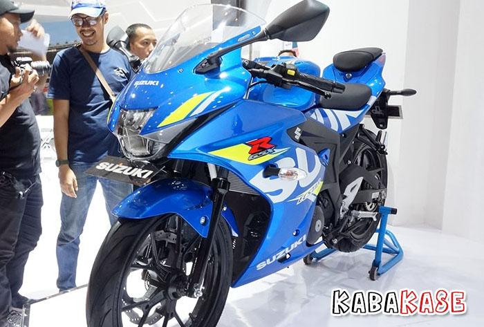 Paket Promo Kredit Motor Suzuki Via Leasing Adira Bandung