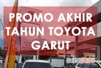 Promo Akhir Tahun Toyota Desember 2019 Garut