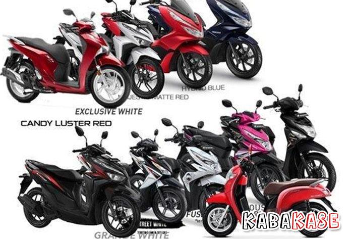 Simulasi Paket Kredit Motor Honda DP 500Rb Bandung