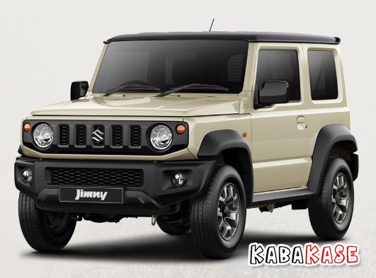 Jimny Warna Metalic