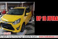 Promo Akhir Tahun 2021 Toyota Agya Di Dealer Solo, Jawa Tengah | DP Mulai 10 Jutaan