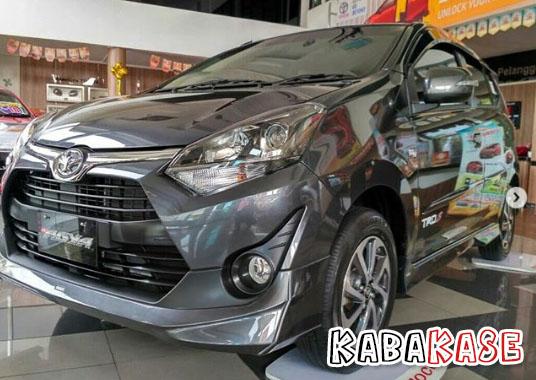 Promo Akhir Tahun Toyota Agya Di Dealer Solo Jawa Tengah Dp Mulai 10 Jutaan