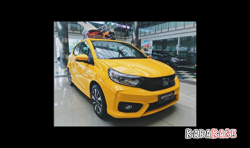 honda all new brio malang harga
