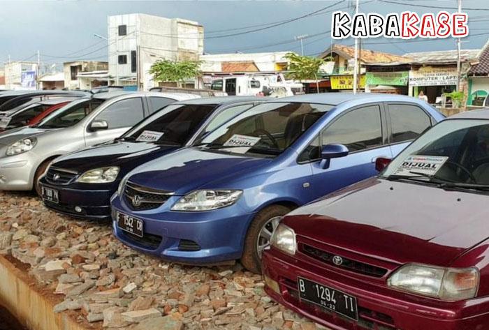 Tingkatkan Harga Mobil Bekas
