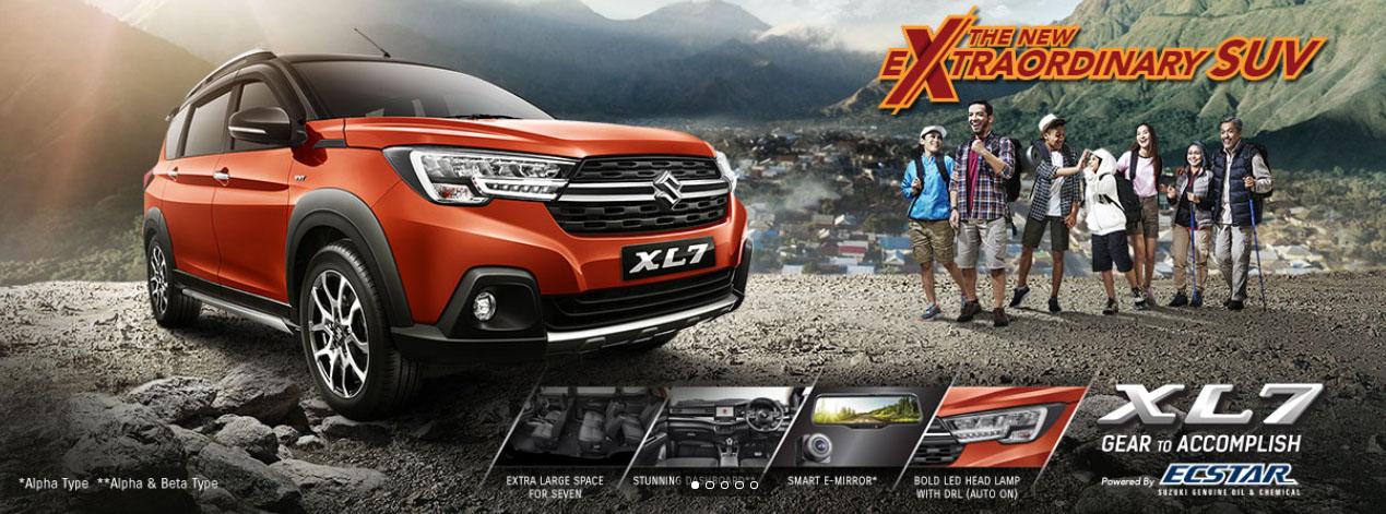suzuki xl7 indonesia