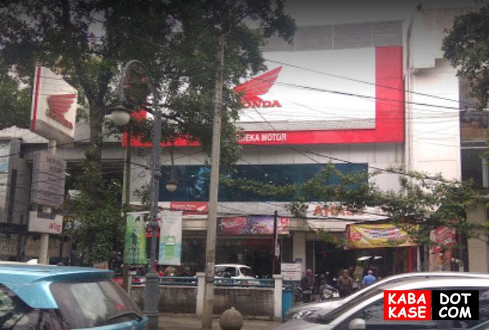 Merdeka Motor : Dealer Resmi Motor Honda Bandung 2021