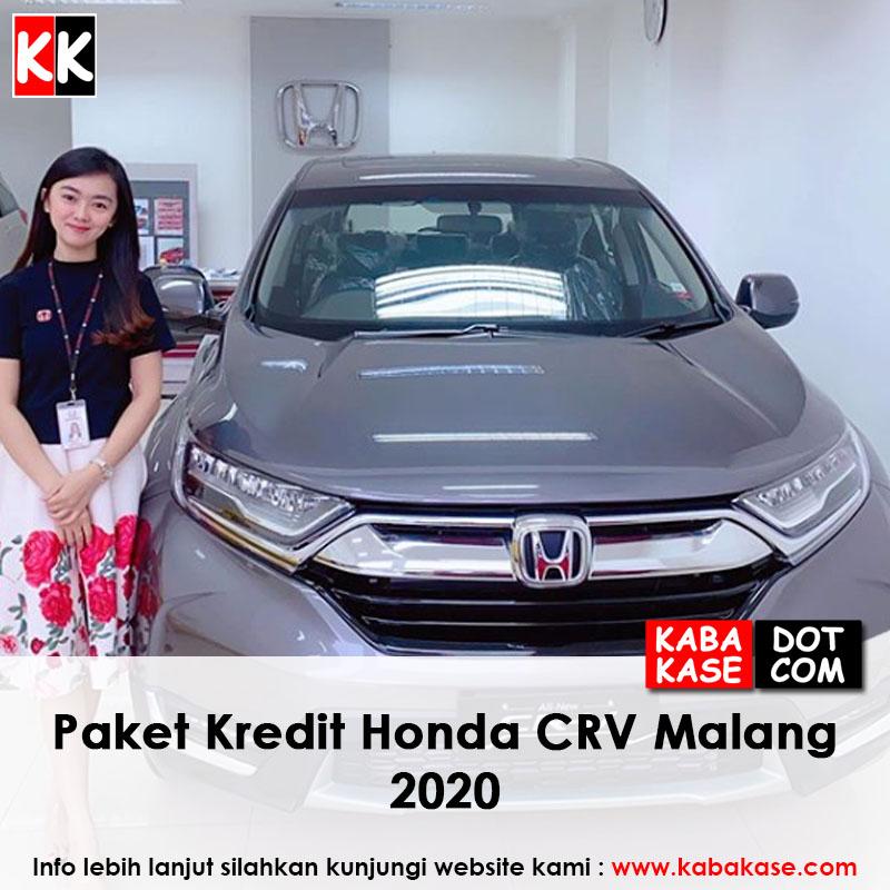 Kredit Honda CRV Malang Terbaru 2020