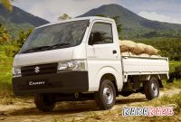 Paket Kredit DP Minim Mobil Suzuki Carry Pick Up Solo