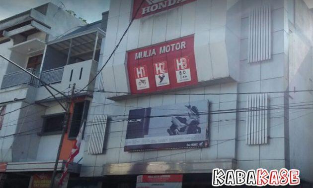 Dealer Motor Honda Mulia Motor Kabupaten Indramayu