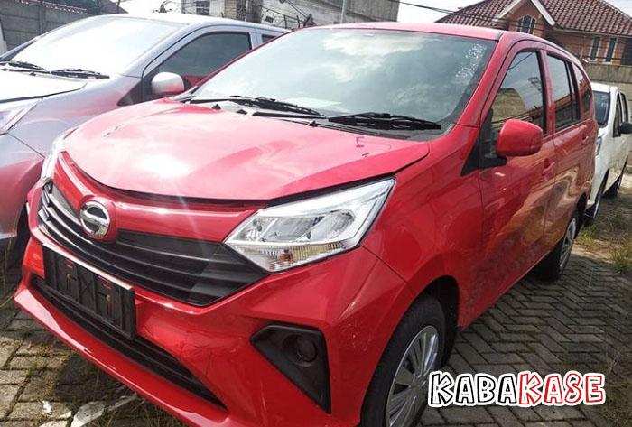Paket Kredit Daihatsu Sigra Bandung