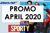 Promo Kredit Motor Honda Bandung Cimahi April 2020