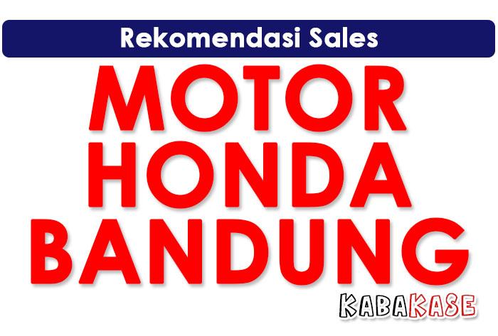Dealer Motor Honda Bandung Sales Motor Honda Januari 2021