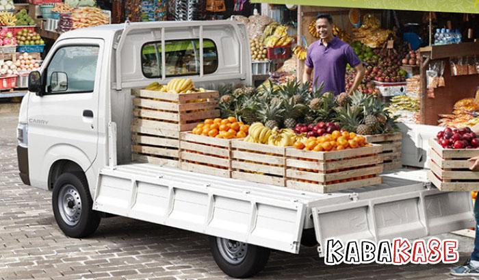 Paket Kredit DP Minim Mobil Suzuki Carry Pick Up Solo
