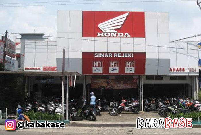 Dealer Motor Honda Sinar Rejeki Bandung Barat