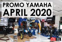 promo kredit motor yamaha bandung april 2020 terbaru