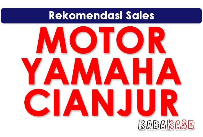 rekomendasi sales resmi motor yamaha cianjur