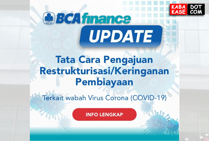 virus corona bca finance