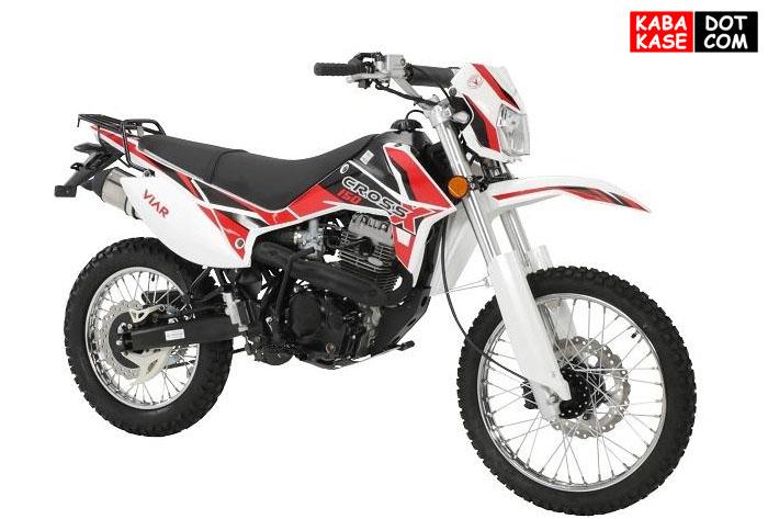 motor viar cross x 150