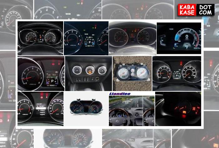 speedometer outlander murah