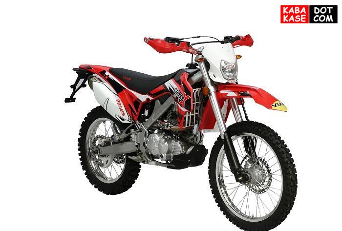 motor viar cross x 200