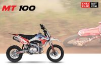 motor viar trail mini 100