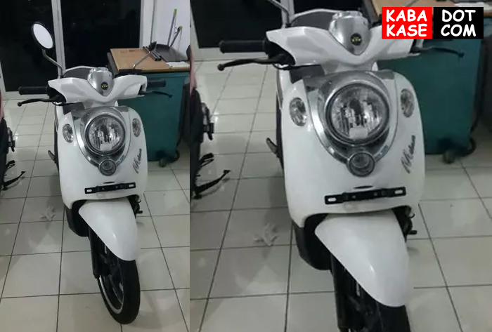 Motor KTM Milan Indonesia