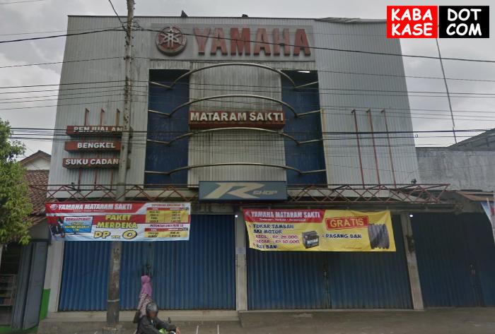 dealer resmi yamaha mataram