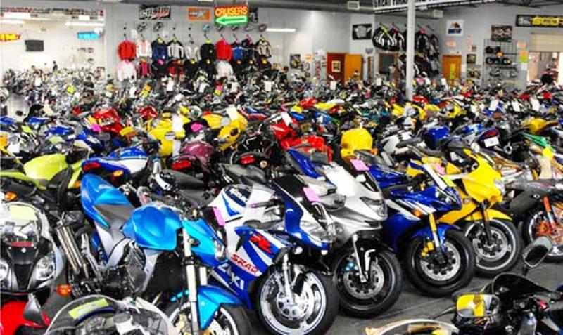 Motor Yamaha Bekas Purwakarta