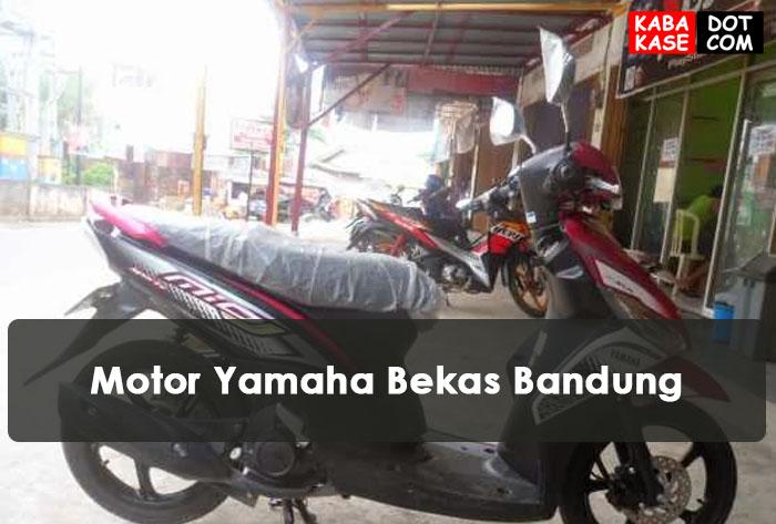 Motor Yamaha Bekas Bandung