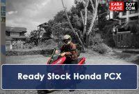 Stock Honda PCX