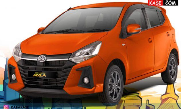 Promo DP Murah Mobil Daihatsu Ayla Sukabumi Agustus 2021
