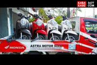 Promo Akhir Tahun Kredit Motor Honda Solo